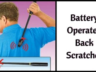 Battery Operated Back Scratcher