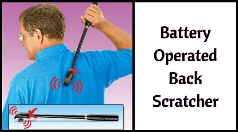 Photo of Battery Operated Back Scratcher: Products and Reviews