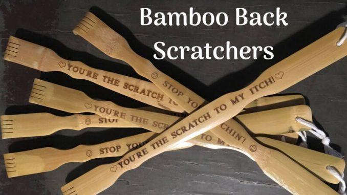 Bamboo Back Scratchers