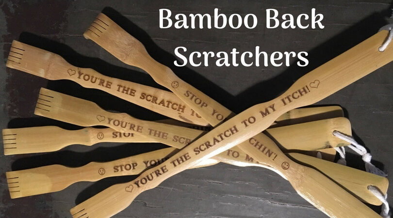 Bamboo Back Scratchers