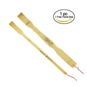 BambooMN 17 Bamboo Wooden Back Scratchers