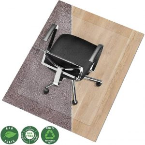 Office Marshal Chair Mat for Hard Floors