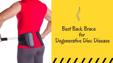 Photo of Best Back Brace for Degenerative Disc Disease – Reduce Lower Back Pain